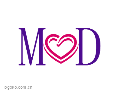 M      Dlogo设计