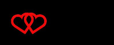 同心缘logo设计