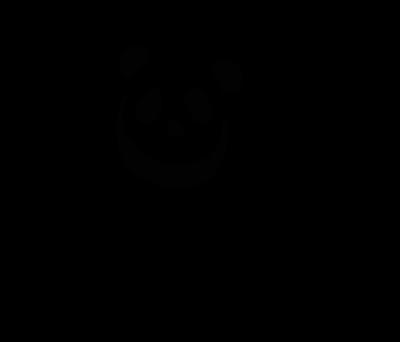 小黑印享logo设计