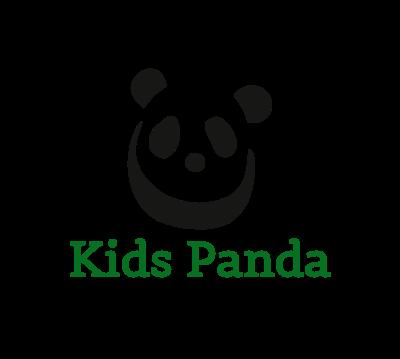 Kids Pandalogo设计