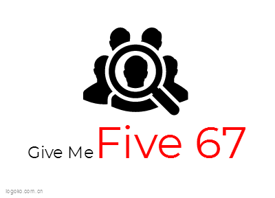 Five 67logo设计