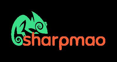 sharpmaologo设计