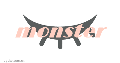monsterlogo设计