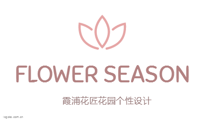FLOWER SEASONlogo设计
