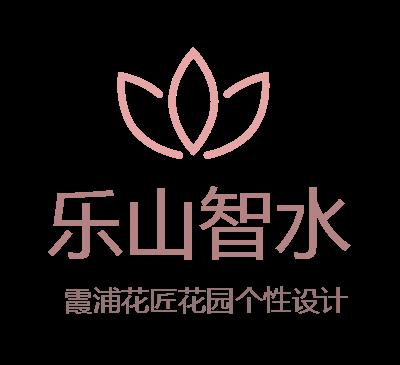 乐山智水logo设计