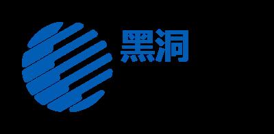 黑洞logo设计