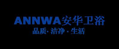 ANNWA安华卫浴logo设计