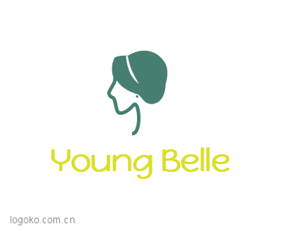 Young Bellelogo设计